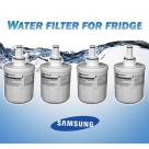 4 x Samsung fridge filters DA29-00003F Genuine model (HAFIN2) 